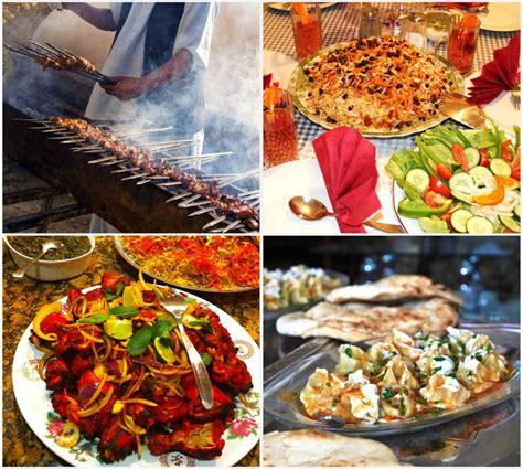 afghan cuisine wikipedia