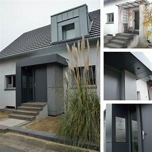 Treppe Hauseingang Kosten : neugestaltung hauseingang vordach windfang mit ~ Lizthompson.info Haus und Dekorationen