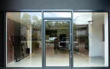 roller shutter  london glazing automatic doors ukshopfront