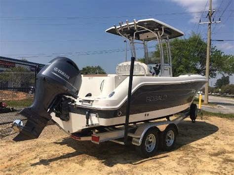 Center Console Boats For Sale Alabama by Robalo 222 Boats For Sale In Alabama