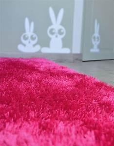 Tapis Rose Fushia : tapis rose fushia ~ Teatrodelosmanantiales.com Idées de Décoration