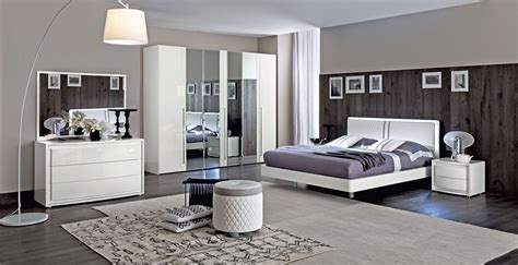 Made In Italy Wood Modern Contemporary Master Beds Tempe
