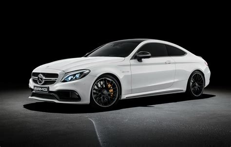 Mercedes C Class Coupe Backgrounds by Wallpaper Coupe Mercedes Black Background Mercedes