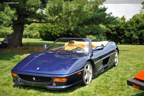1998 Ferrari F355 Images Photo 98ferrari355spiderdv