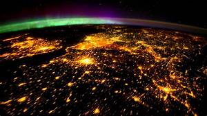 Earth At Night From Space Hd - Pics about space