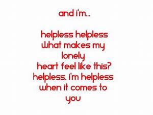 Neon Trees - He... Helplessly Lyrics