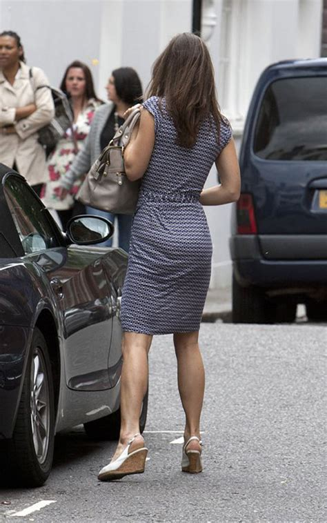 pippa middleton sexy pippa middleton wearing a sexy form fitting dress out