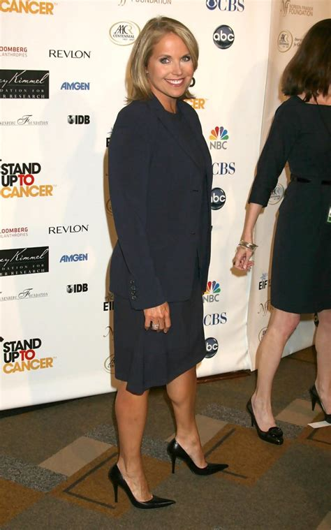 Matt Lauer Halloween Pat by Katie Couric Photos Photos Stand Up To Cancer Benefit
