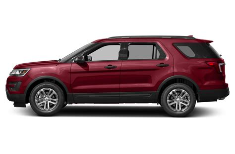 cars ford explorer new 2017 ford explorer price photos reviews safety