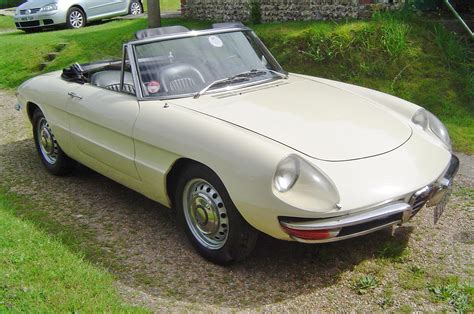1966 Alfa Romeo Spider  Hagerty  Classic Car Price Guide