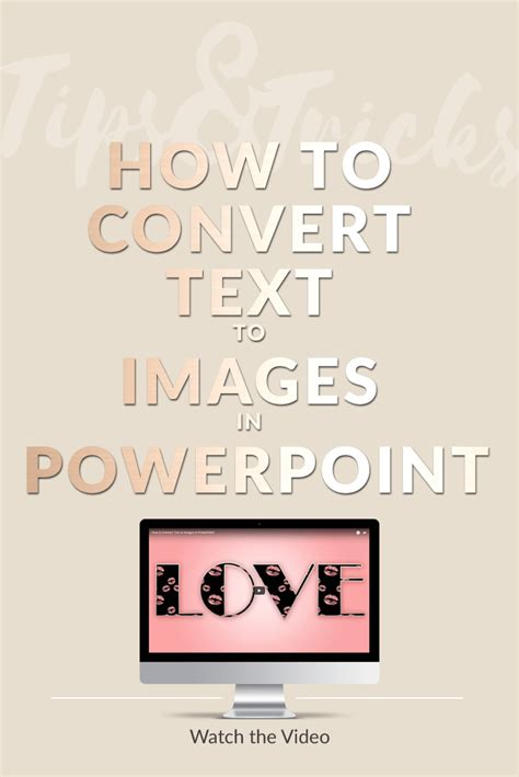 Convert Text To Image How To Convert Text To Images In Powerpoint Prettywebz