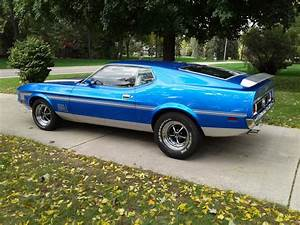 1972 Ford Mustang Mach 1 For Sale in Livonia, Michigan | Old Car Online