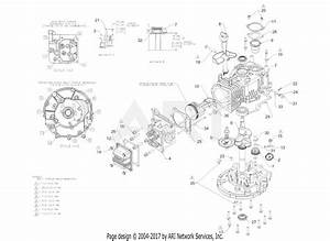 Mtd 5p71ru Engine Parts Diagram For Crankcase
