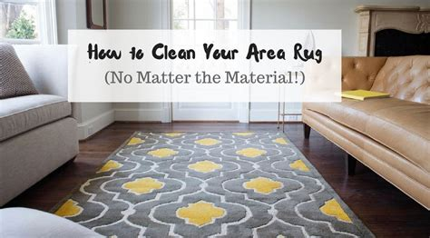 Washing Rugs At Home by How To Clean Your Area Rug No Matter The Material Hm Etc