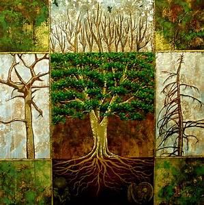 New works: Tree of Life | Art au gratin