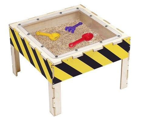 how to sand a table anatex swp7708 sand play wooden activity table kids