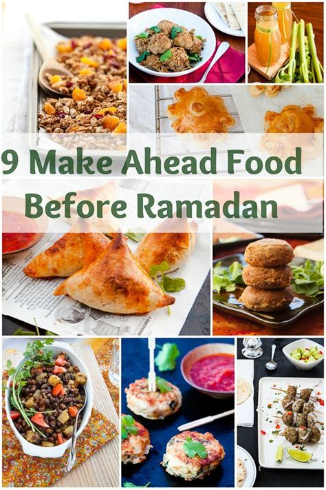 cuisine ramadan fasting recipes