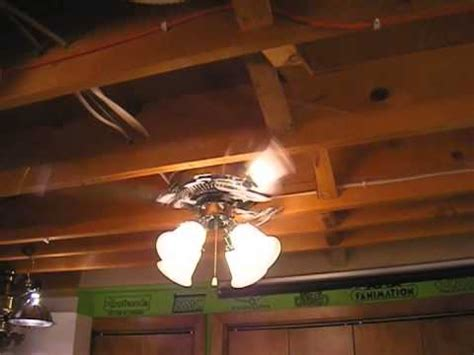 Craftmade Decorative Ceiling Fan Non Original Blades