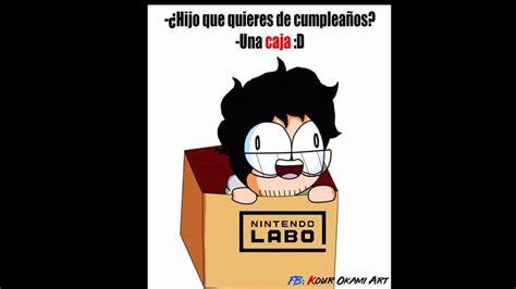 Nintendo Labo Memes - memes del nintendo labo 2 youtube