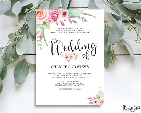 Wedding card free download & images collection: Editable