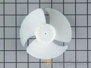 Evaporator Fan Blade Wr60x10205