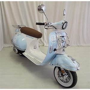 Achat Scooter Electrique : vastro scooter 125cc sixtys 4 temps blanc et bleu achat vente scooter vastro 125 sixtys ~ Maxctalentgroup.com Avis de Voitures