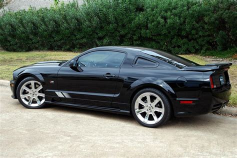 ford mustang saleen  sc auto collectors garage