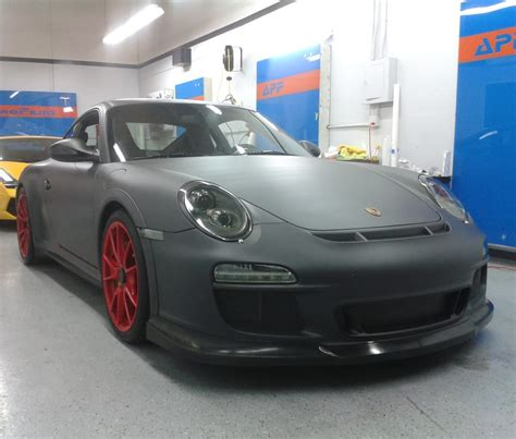 porsche gt3 rs wrap porsche gt3 rs full car satin clear bra wrap yelp