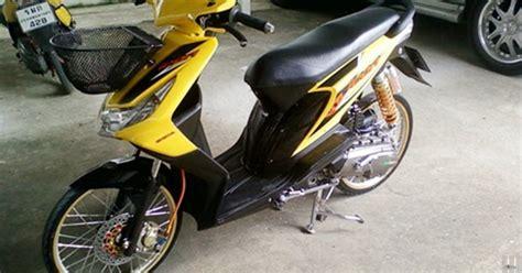 Modifikasi Motor Beat Lama by Motor Rakitan Foto Modifikasi Motor Beat Lama