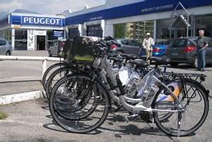 Peugeot Grenoble : peugeot grenoble propose ses clients des v los lectriques d 39 co courtoisie ~ Gottalentnigeria.com Avis de Voitures