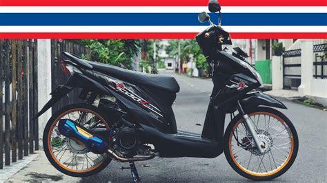 Tilan Thailook Honda Beat Fi by Honda Beat Fi Thailand Concept
