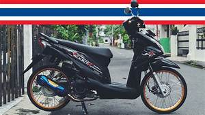 Jreview 4 Honda Beat Fi  Thailand Concept