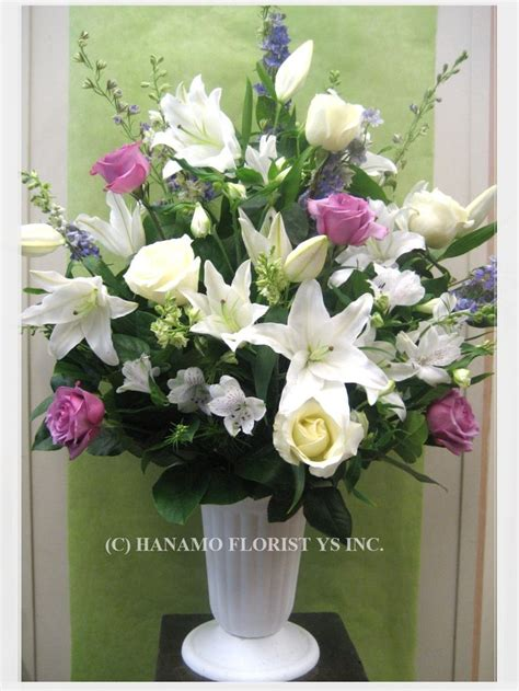 17 best ideas about memorial flowers on