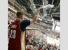 2007 Cavaliers Playoff Central Cleveland Cavaliers
