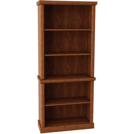 Bookcases At Walmart by Better Homes And Gardens 5 Shelf Bookcase Abby Oak