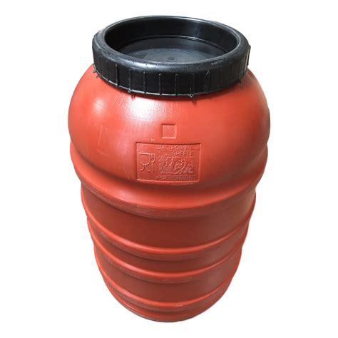 cuisine ot plastic 58 gallons ot drum used food grade san diego