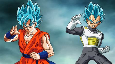 vegeta goku saiyan super vs rigor comic team take