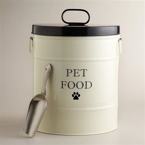 airtight kitchen canisters pet food canister with scoop market