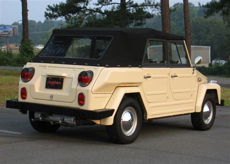 1974 volkswagen thing 1974 volkswagen thing 4 door convertible 61198