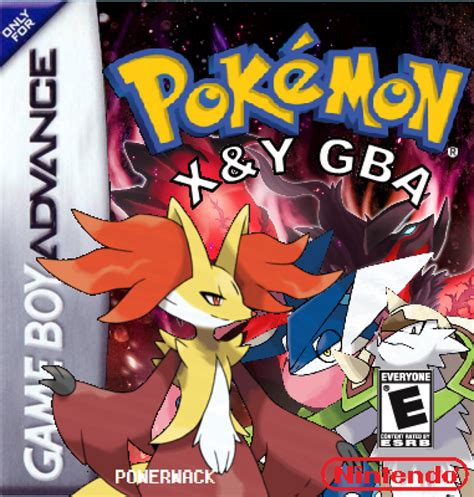 Play Pokemon X And Y Nintendo Game Boy Advance Online Play