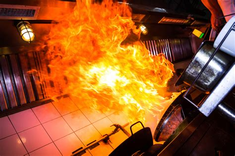 Safety Tips For Commercial Kitchen Fire Prevention  Fireline