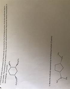 What Kind Of Molecule Is Represented In The Diagram