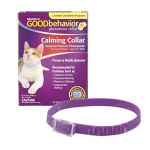 calming cat collar sentry calming collar for dogs sentry calming collars are