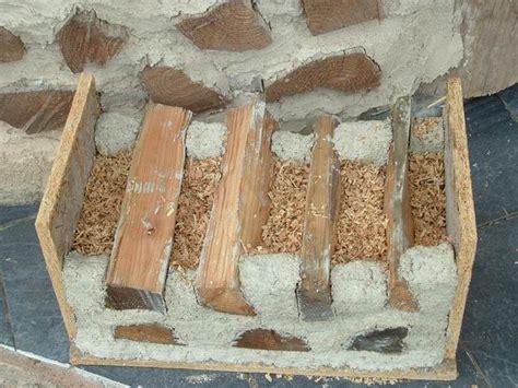 autoconstruction maison en bois cordes bois corde mange des fleurs