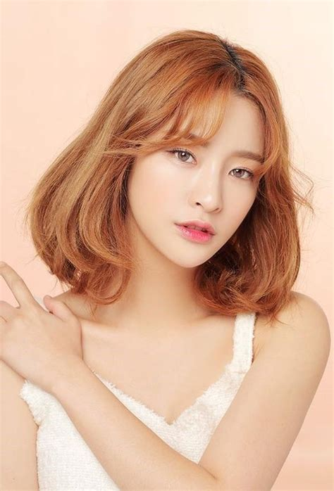 medium haircut styles 15 collection of korean hairstyle 9735