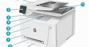 Hp Laserjet Pro M281fdw Manual