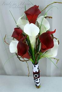 Calla lilies, Lilies and Bridal bouquets on Pinterest