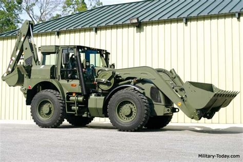 volvo tractor trailer for sale hmee backhoe loader military today com