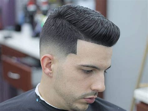 50 Prevailing Comb Over Fade Haircuts For Men [2019]