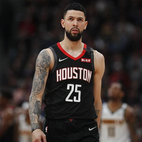 Rivers currently plays as the point guard of the nba team houston rockets. Austin Rivers, Knicks Reportedly Agree to 3-Year, $10M Contract in Free Agency - Flipboard